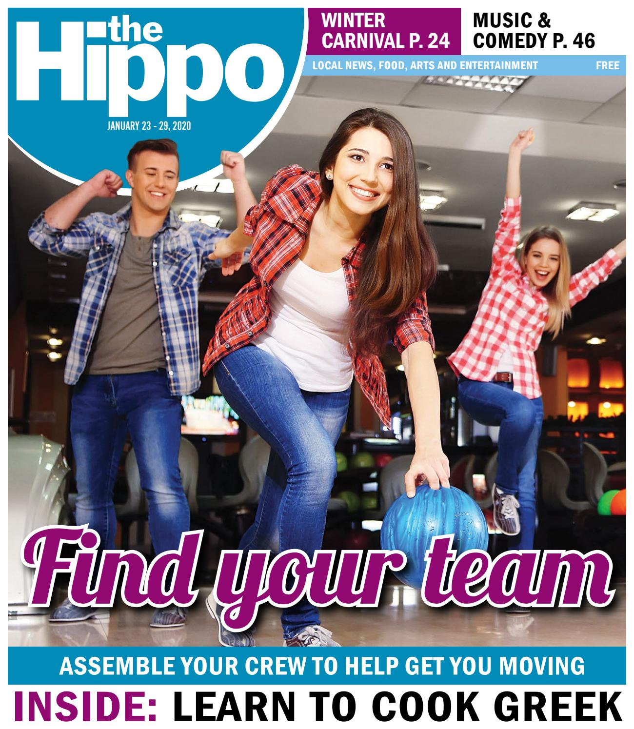 Find Your Team Hippo 01 23 20 By The Hippo Issuu