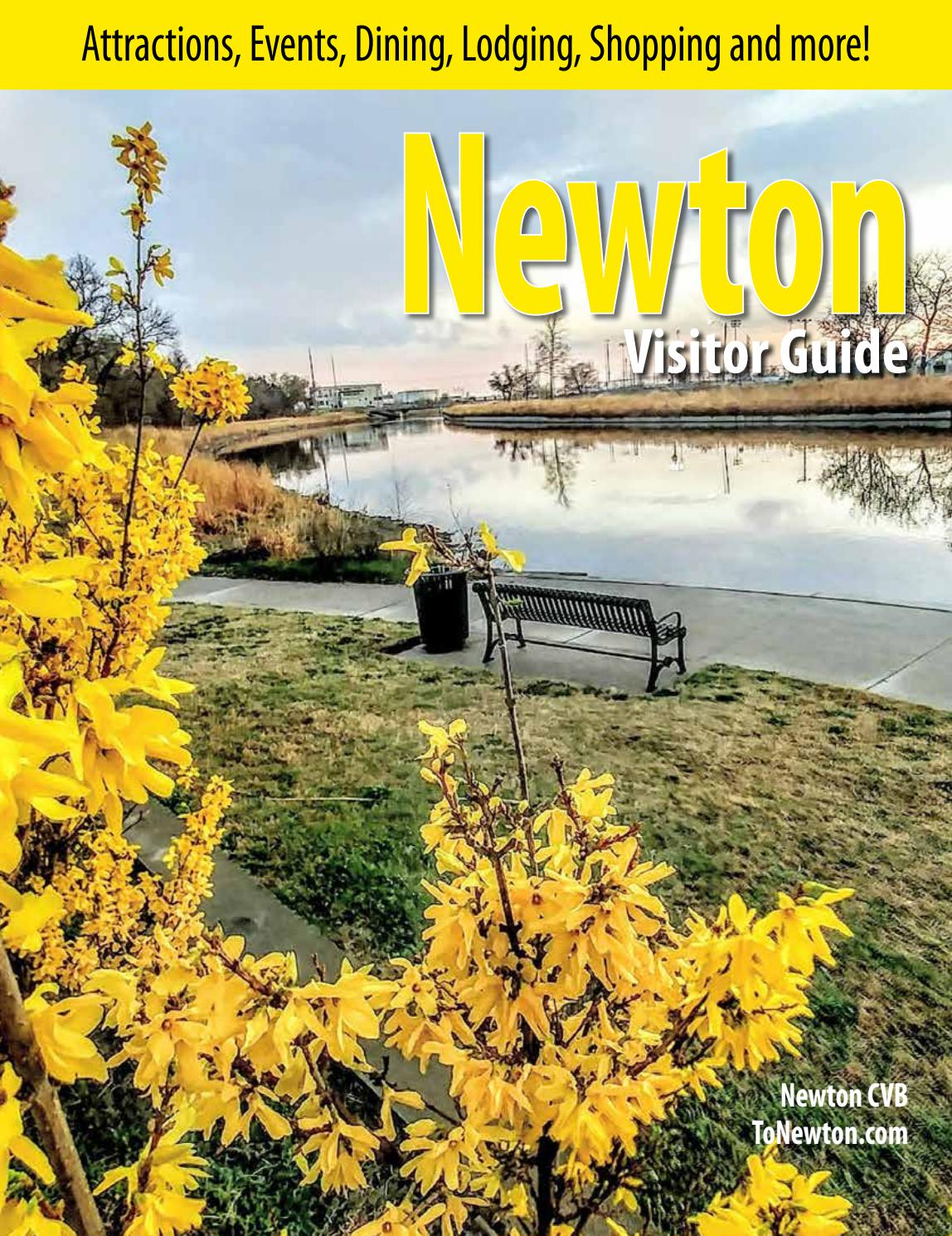 Five Places Of Christmas Newton Kansas 2021 2021 Newton Ks Visitor Guide By Newton Convention Visitors Bureau Issuu
