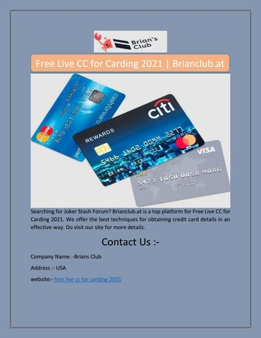 Newly Added Valid Virtual Credit Cards For Free