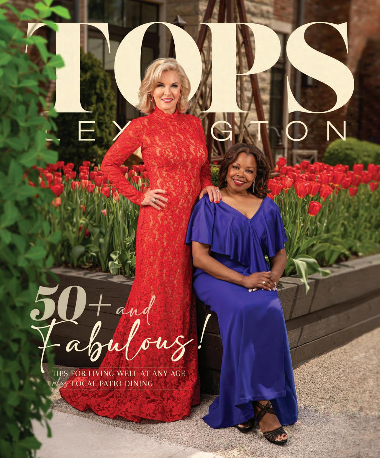 TOPS in Lexington May 20 by TOPS Magazine   issuu