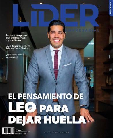 Líder Empresarial No. 316
