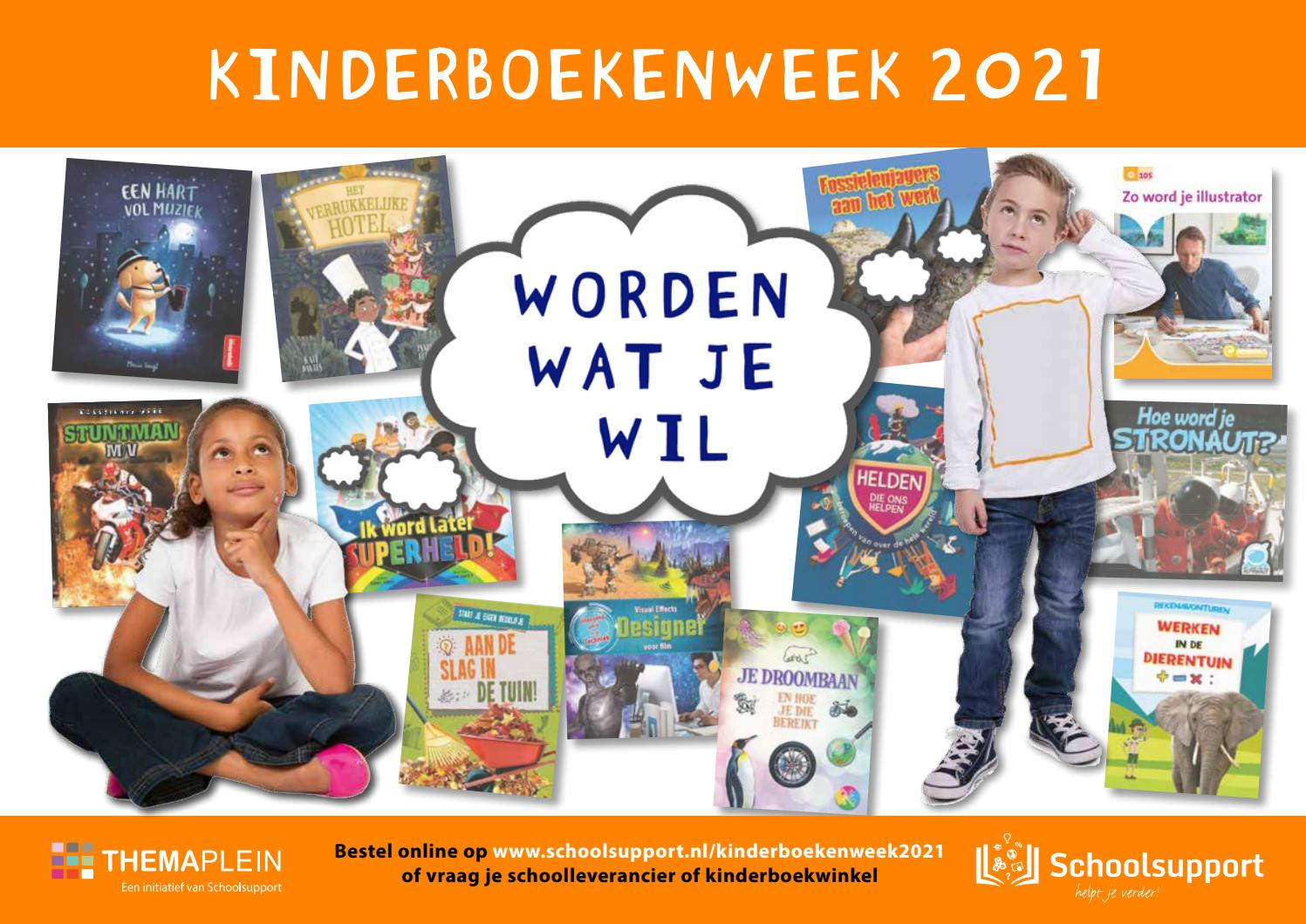 Leespakketten Kinderboekenweek 2021 by Schoolsupport - issuu