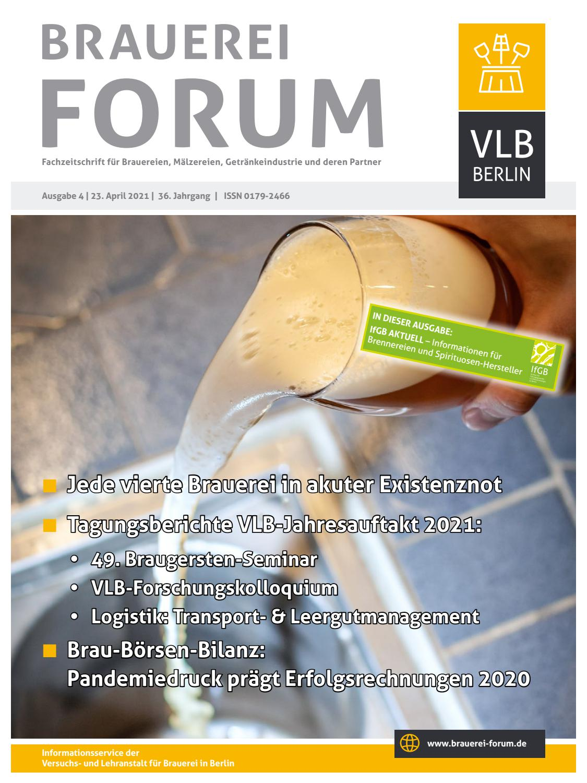 Brauerei Forum 04 2021 By Brauerei Forum Issuu