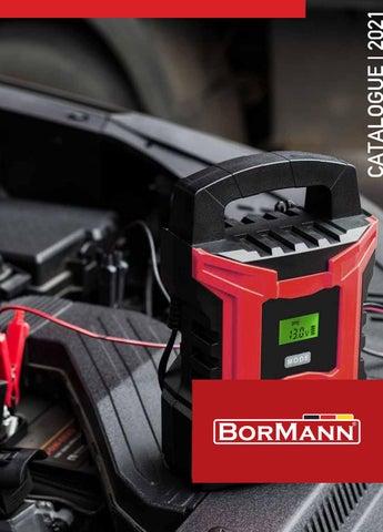 Νικολάου Τούλς. Κατάλογος με εργαλεία & μηχανήματα «BorMann»