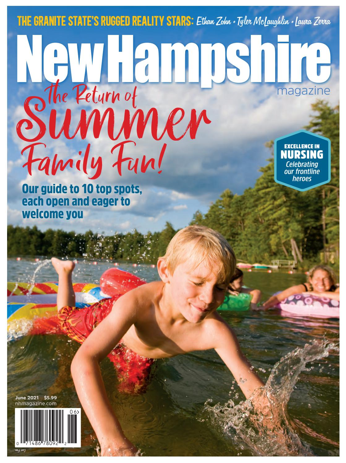 New Hampshire Magazine June 8 by McLean Communications   issuu