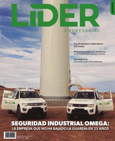 Líder Empresarial Zacatecas No. 20
