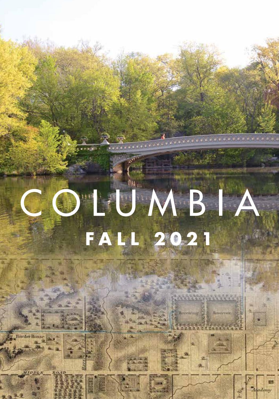 Columbia University Press Fall 2021 Catalog by Columbia University ...