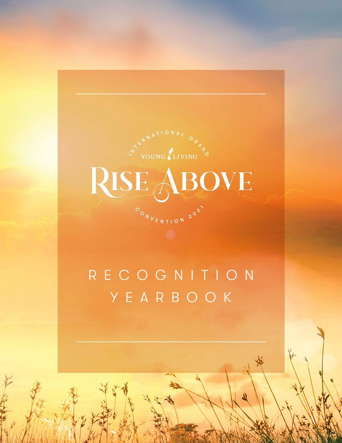 2021 VIGC Recognition Yearbook by Young Living Essential Oils - issuu