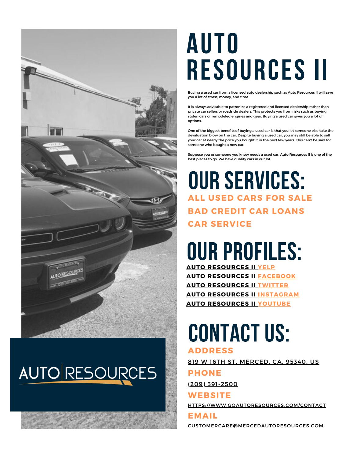 Auto Resources II   Used Cars For Sale by Auto Resources II   issuu