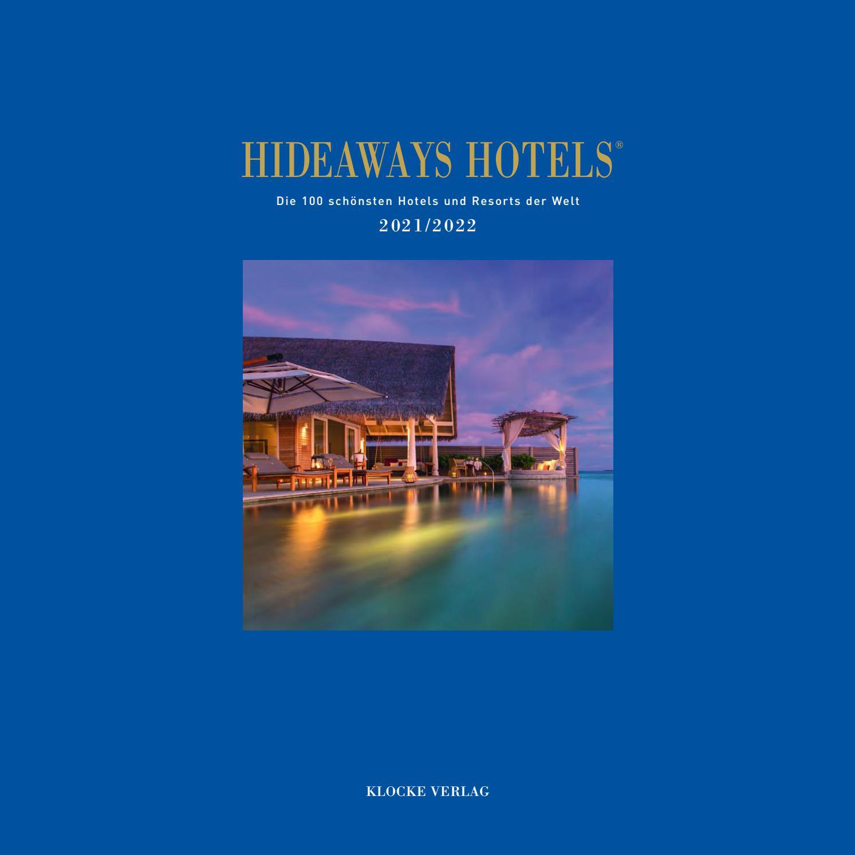 Hideaways Hotel Guide 9/9 by Klocke Verlag   issuu