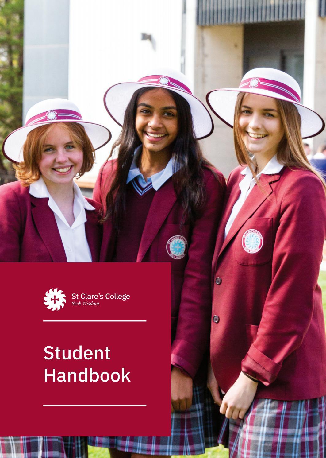 Download Student Handbook