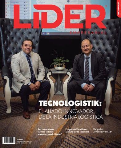 Revista Líder Empresarial San Luis Potosí No. 5