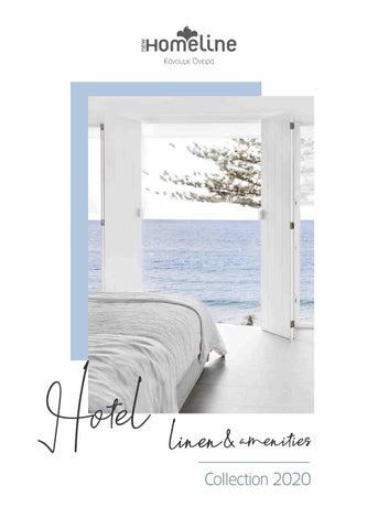 HomeLine. Κατάλογος Hotel Catalogue - Hotel Linen & Amenities
