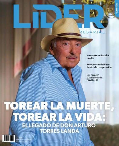Líder Empresarial Querétaro No. 3