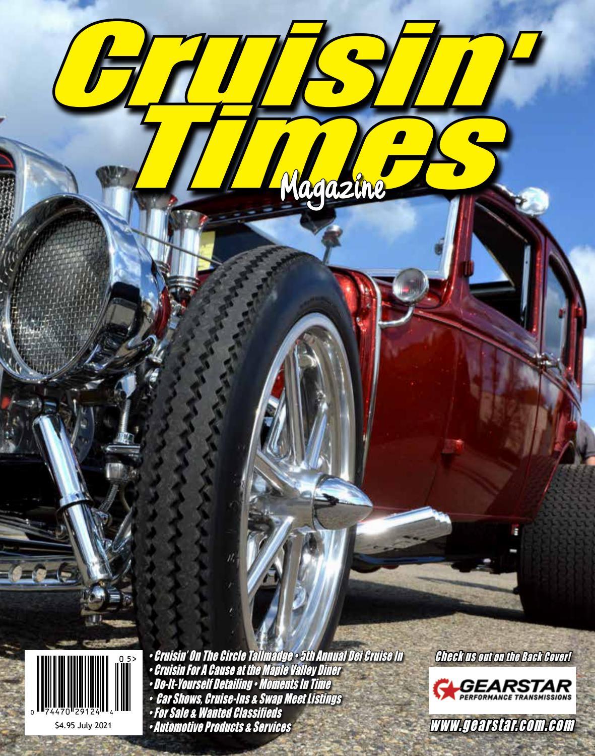 Cruisin Times Magazine - July 2021 Issue by Cruisin' Times Magazine - issuu