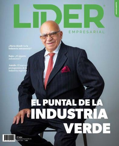 Líder Empresarial No. 318