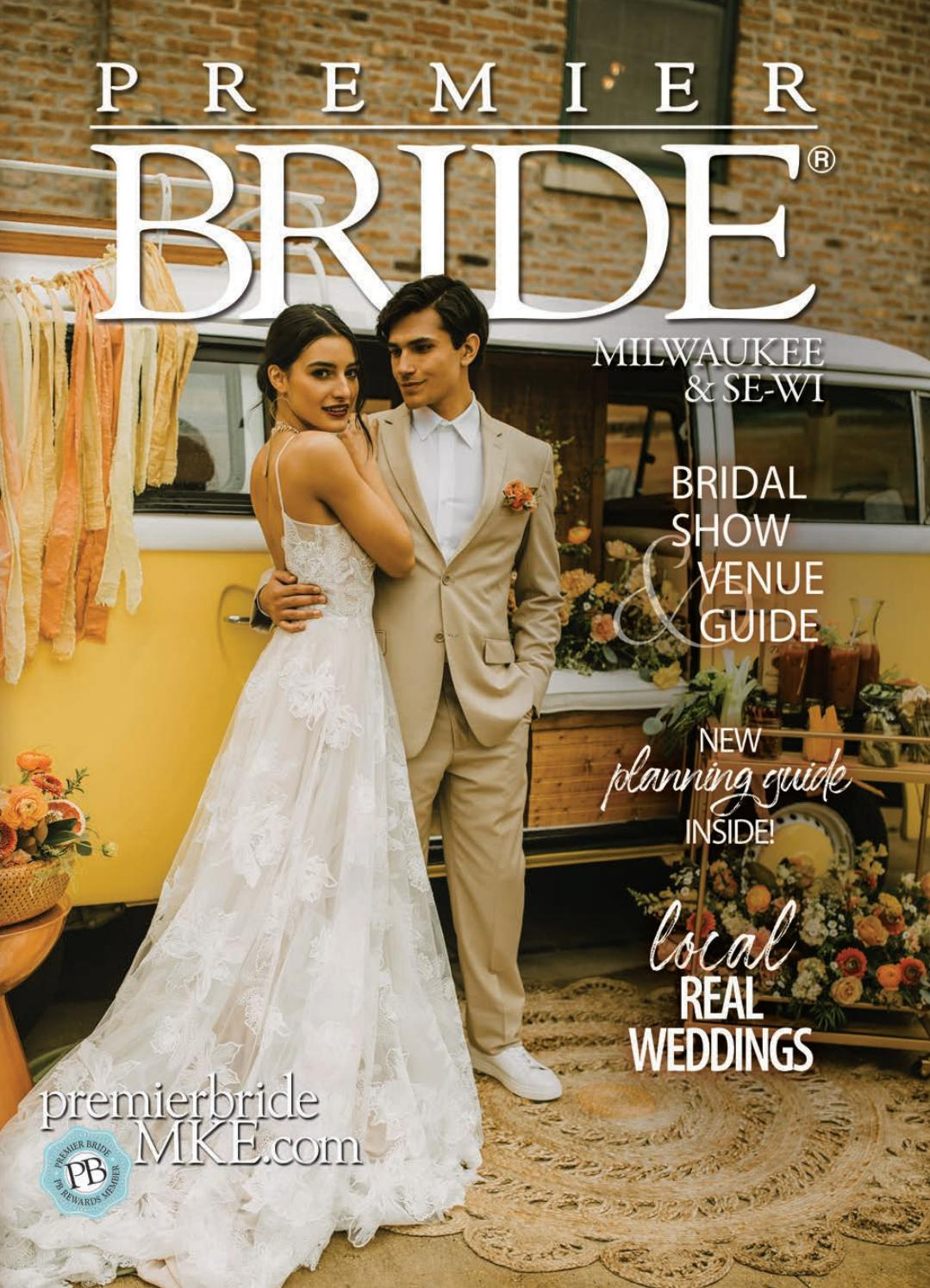 Premier Bride of Milwaukee and Southeast Wisconsin by Jennifer ...
