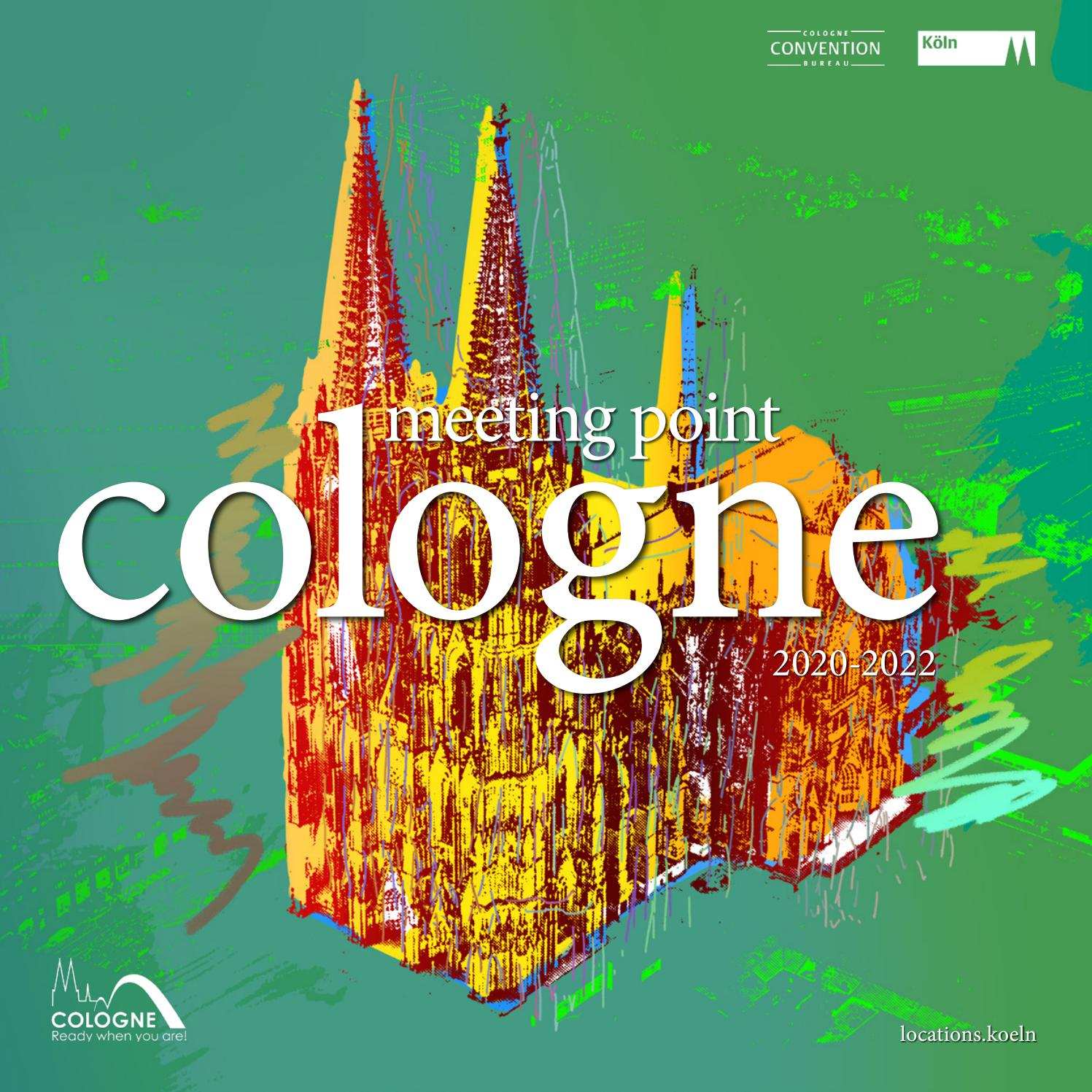 Meeting Point Cologne 20/20 by KölnTourismusGmbH   issuu