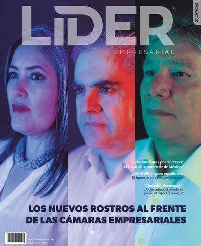 Líder Empresarial Zacatecas No. 22