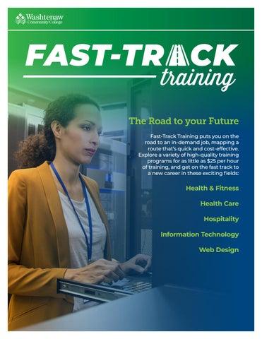 Fast-Track flip book