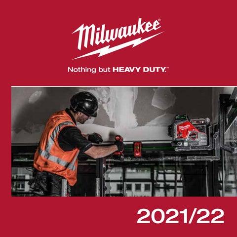 Milwaukee Tools CY. Κατάλογος με εργαλεία - Accessories Catalogue