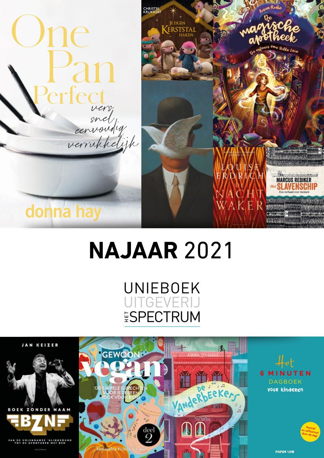 Najaarsaanbieding 2021 Unieboek Het Spectrum By Unieboek Het Spectrum Issuu