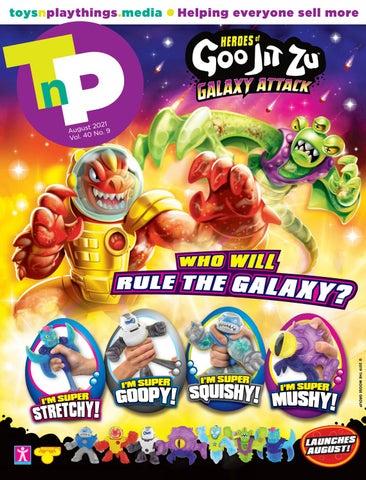 Toys N Playthings August 2021 By Lema Publishing Issuu
