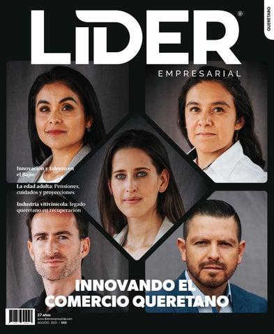 Líder Empresarial Querétaro No. 5