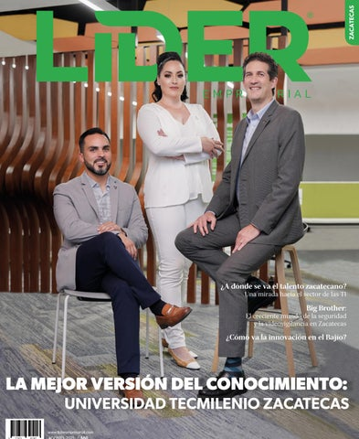 Líder Empresarial Zacatecas No. 23