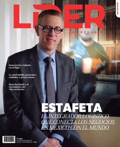 Revista Líder Empresarial San Luis Potosí No. 6