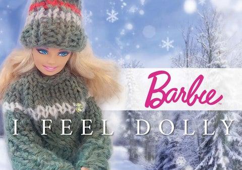 IFA Europe CY. Κατάλογος «Barbie» με χειμωνιάτικες παιδικές παντόλφες