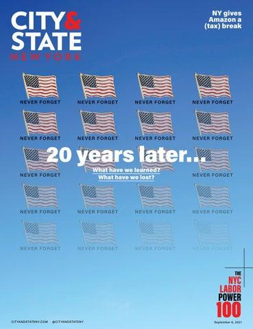 City & State New York 090621
