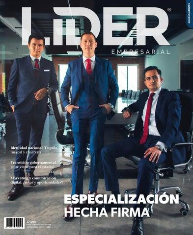 Líder Empresarial No. 320