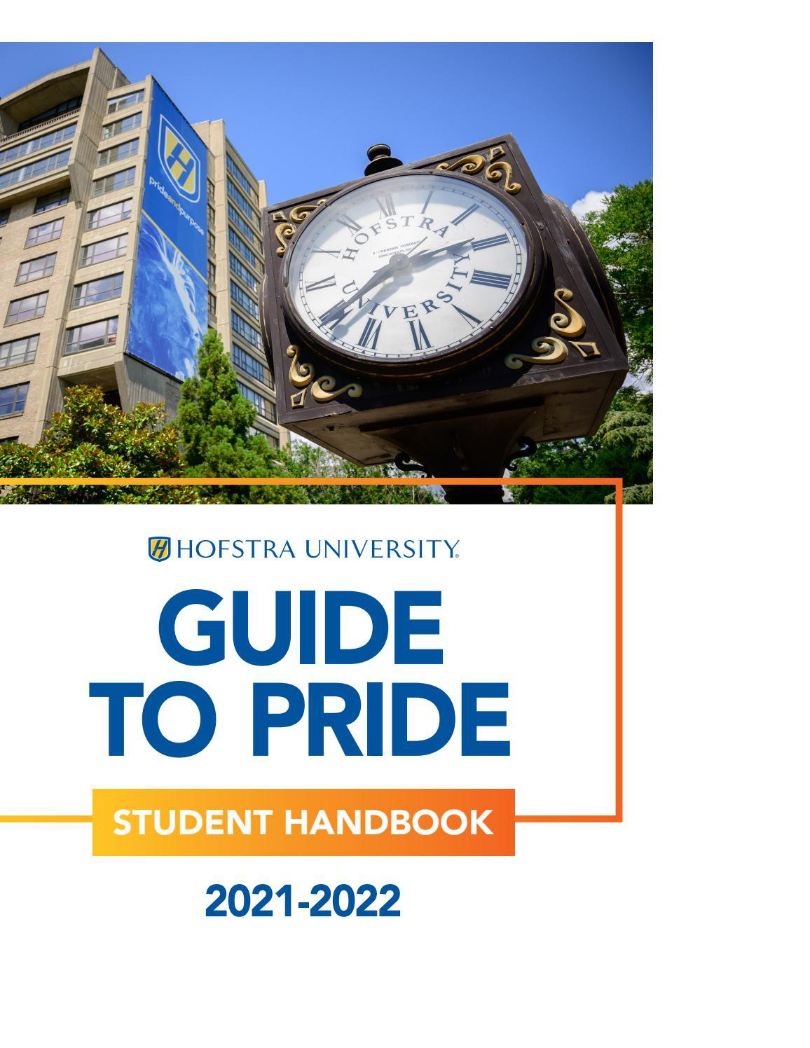 Guide to Pride - Hofstra University by Hofstra University - issuu