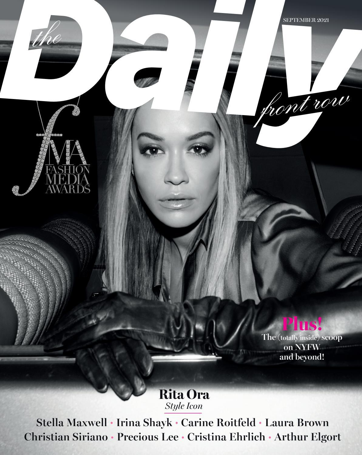 The Daily Front Row by DAILY FRONT ROW INC   issuu