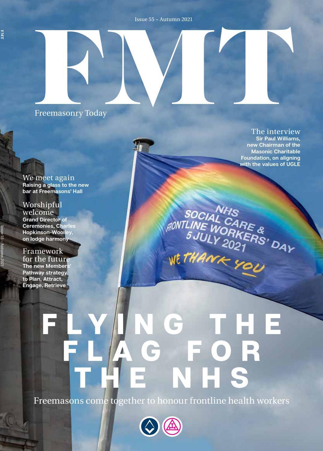 The Freemason - cover