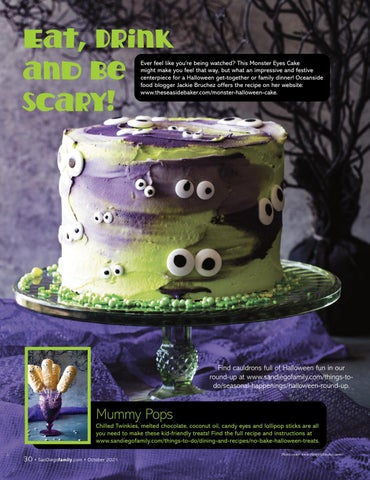 Page 30 of Monster Eyes Cake
