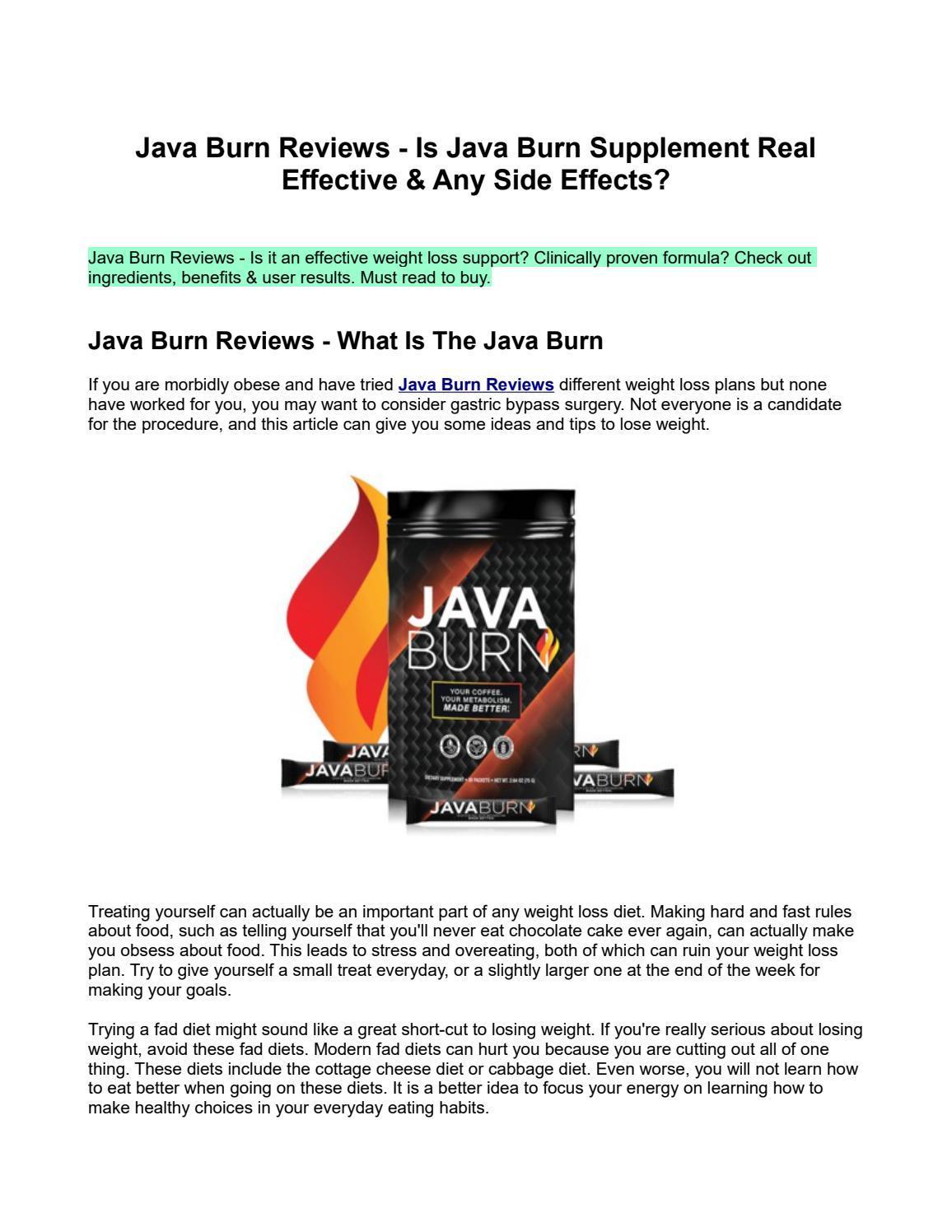 JAVA BURN - Java Burn Review - BE CAREFUL - Does Java Burn Work? - Java Burn - YouTube