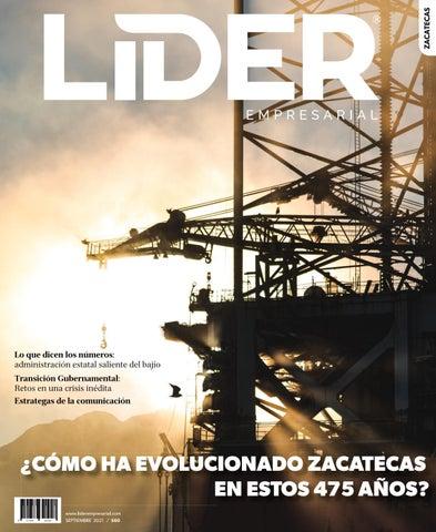 Líder Empresarial Zacatecas No. 24