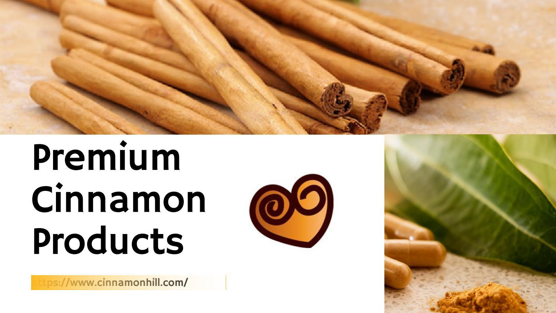 Premium Cinnamon Products