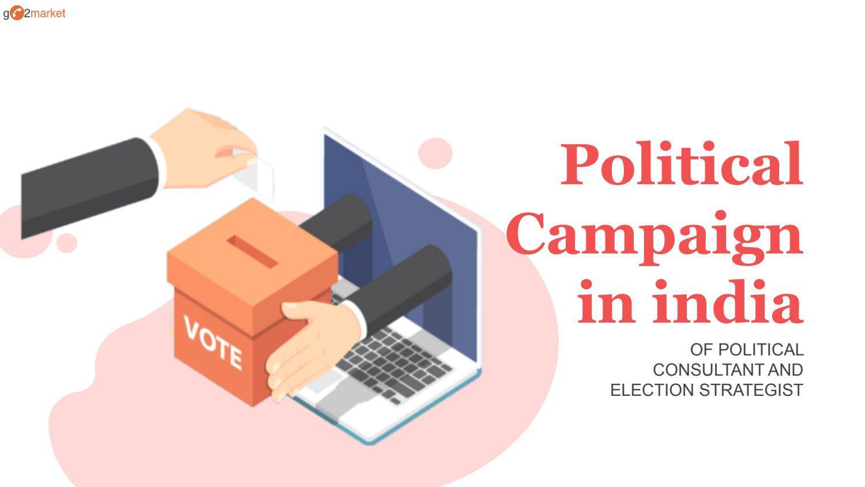 Political Campaign Services India
